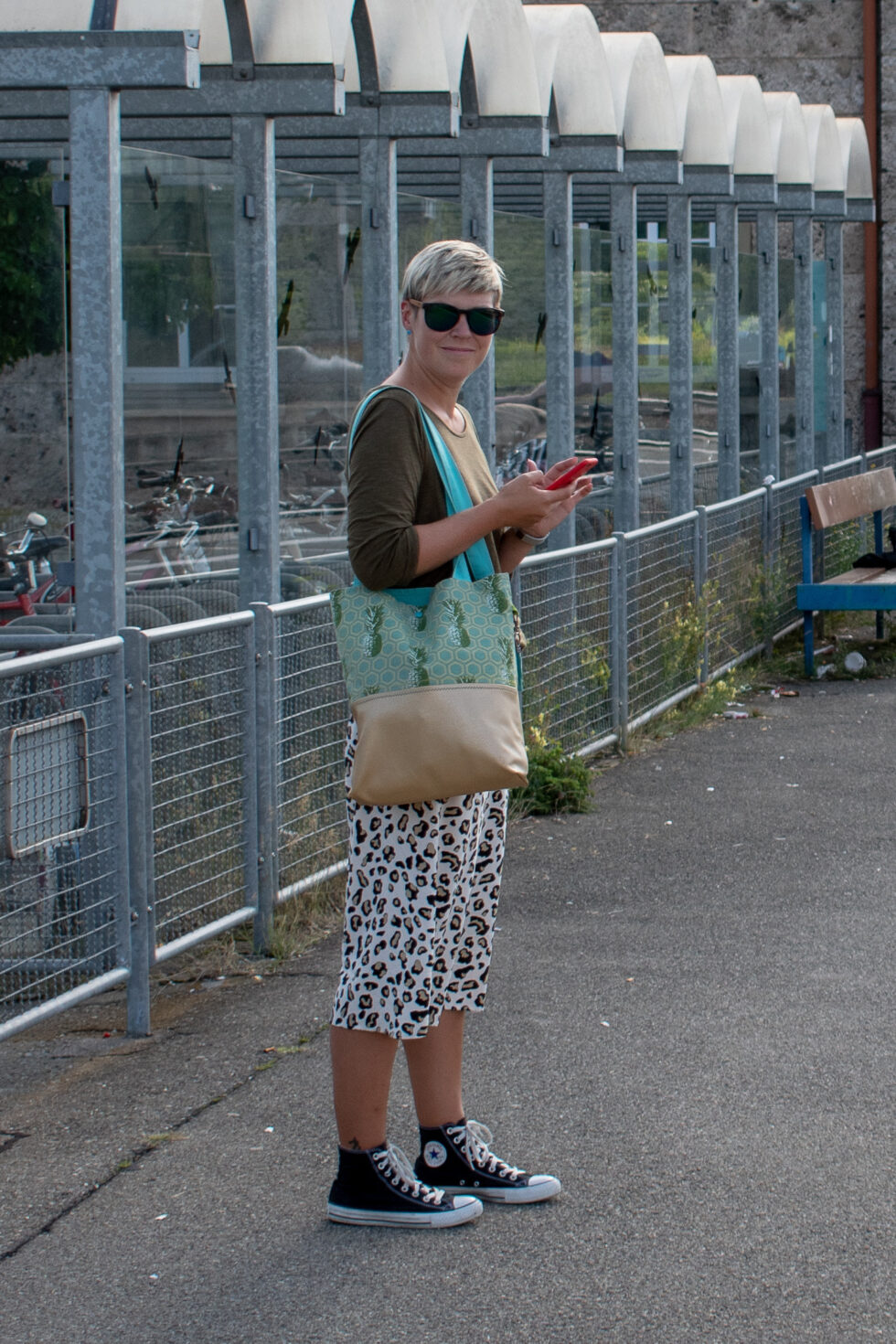 Chrissie_Berlin_Shopper_Ananas_1